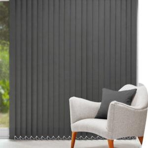 cortina de bandas verticales 5